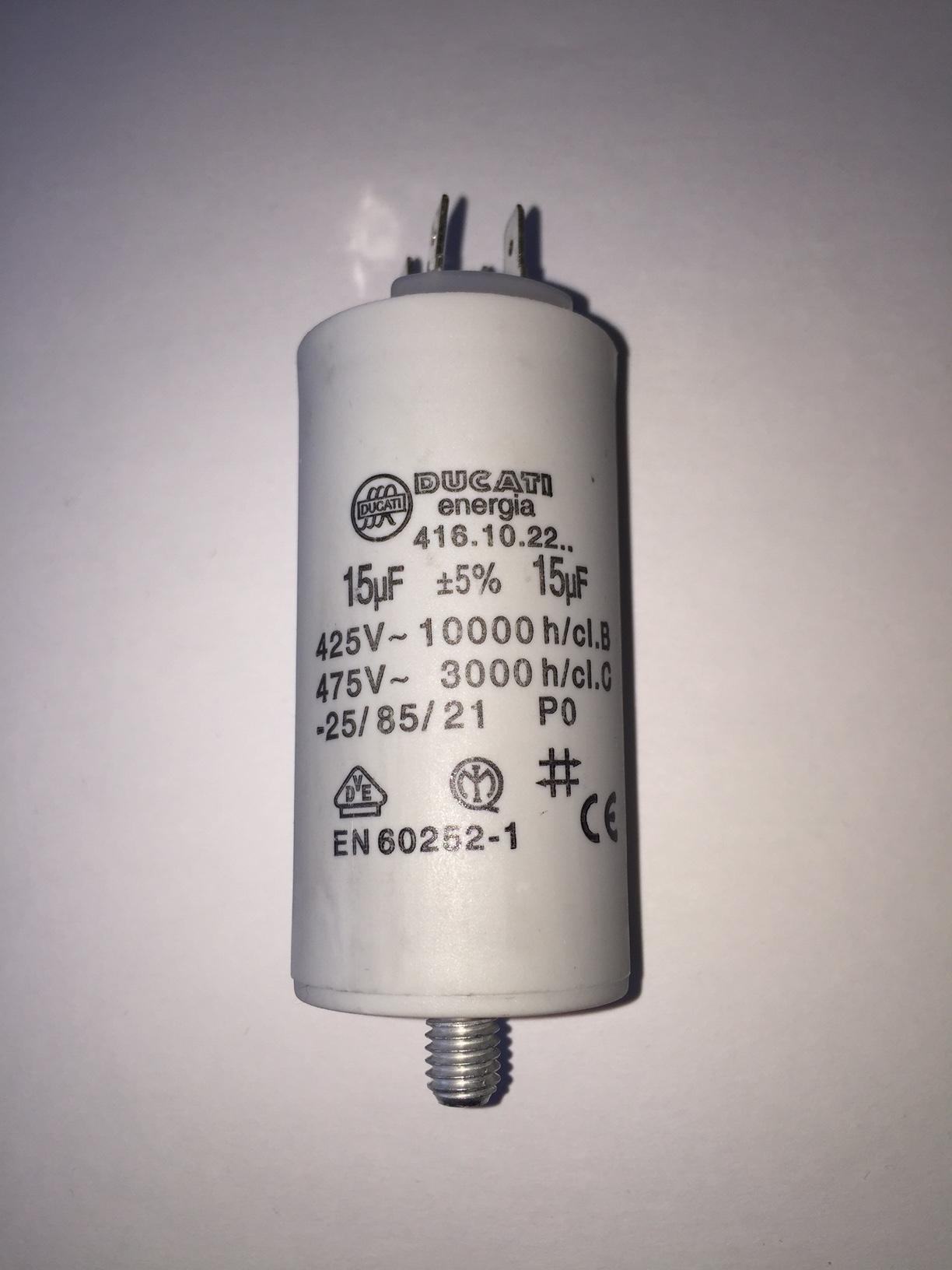Stuart Turner Capacitor 15uf St 17860 240v Buy Shower