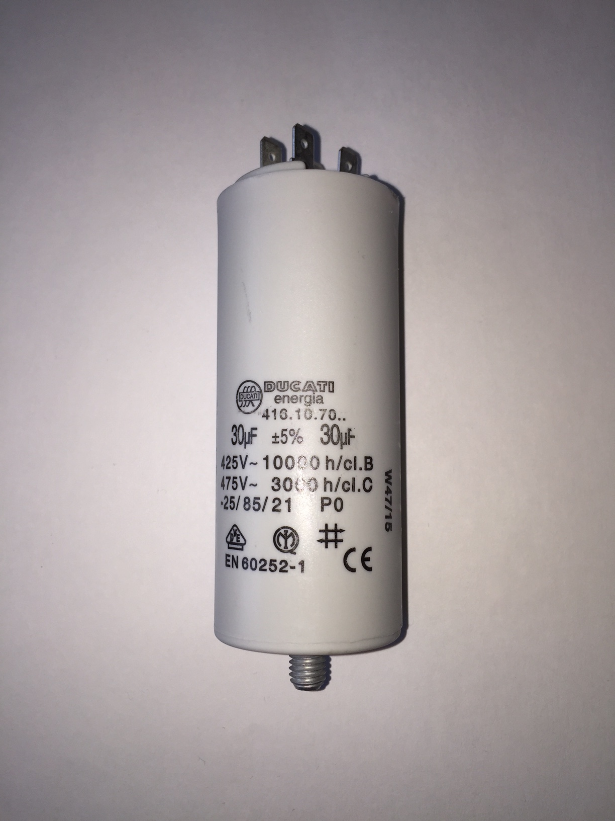 Motor Run Capacitors 30uf