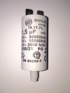 Motor Run Capacitors 1.5uF