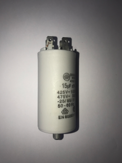 Capacitor fits Stuart Turner 15uf MFD ST-17670 240v pf Shower Pump