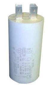 Karcher Motor Run Capacitor 16uF MF Kondensator 1